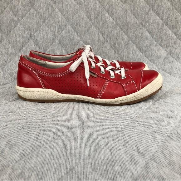 4a5f8e0a96cd7 Josef Seibel Caspian Sneakers